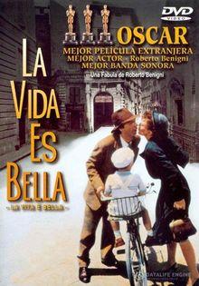 Wikiandoconquinto Licensed For Non Commercial Use Only Película La Vida Es Bella
